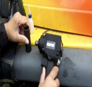impact wrench assembly