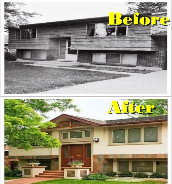 transformation stunning into a dream home