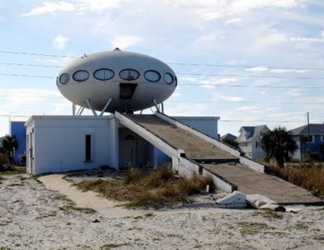space-ship home extension