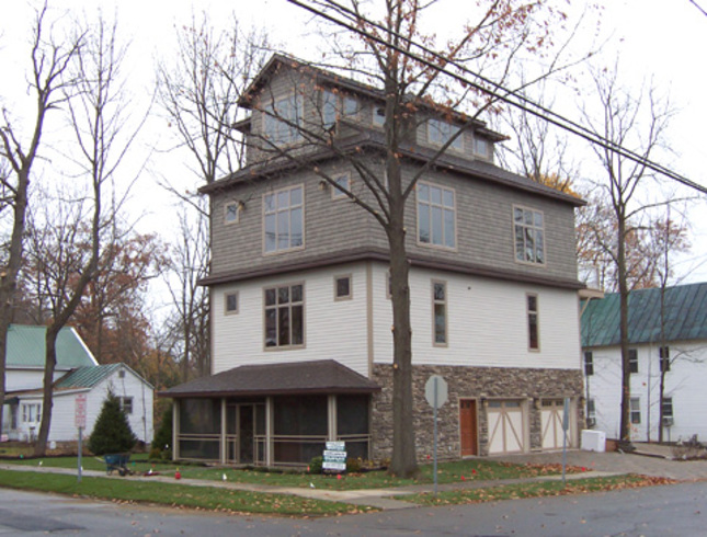 house on top of another wonder worst home extensions