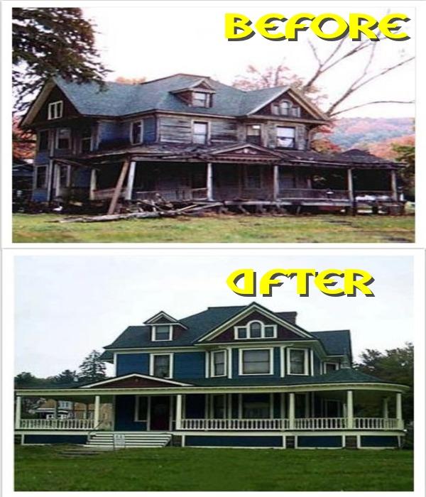 epic restoration transformation