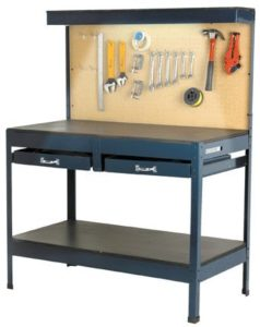 Multipurpose Workbench with Lighting