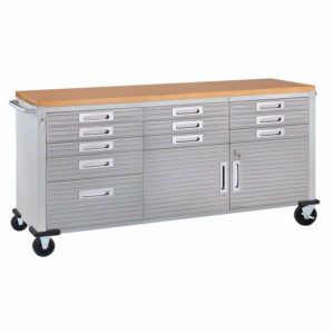 Seville Classics Ultraha Rolling Workbench