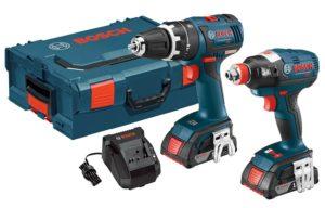 Bosch CLPK250-181L 18-volt